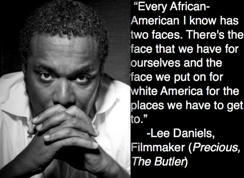Photo and quote courtesy of Lee Daniels Entertainment