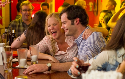 Trainwreck-Amy-Schumer-and-Bill-Hader 2