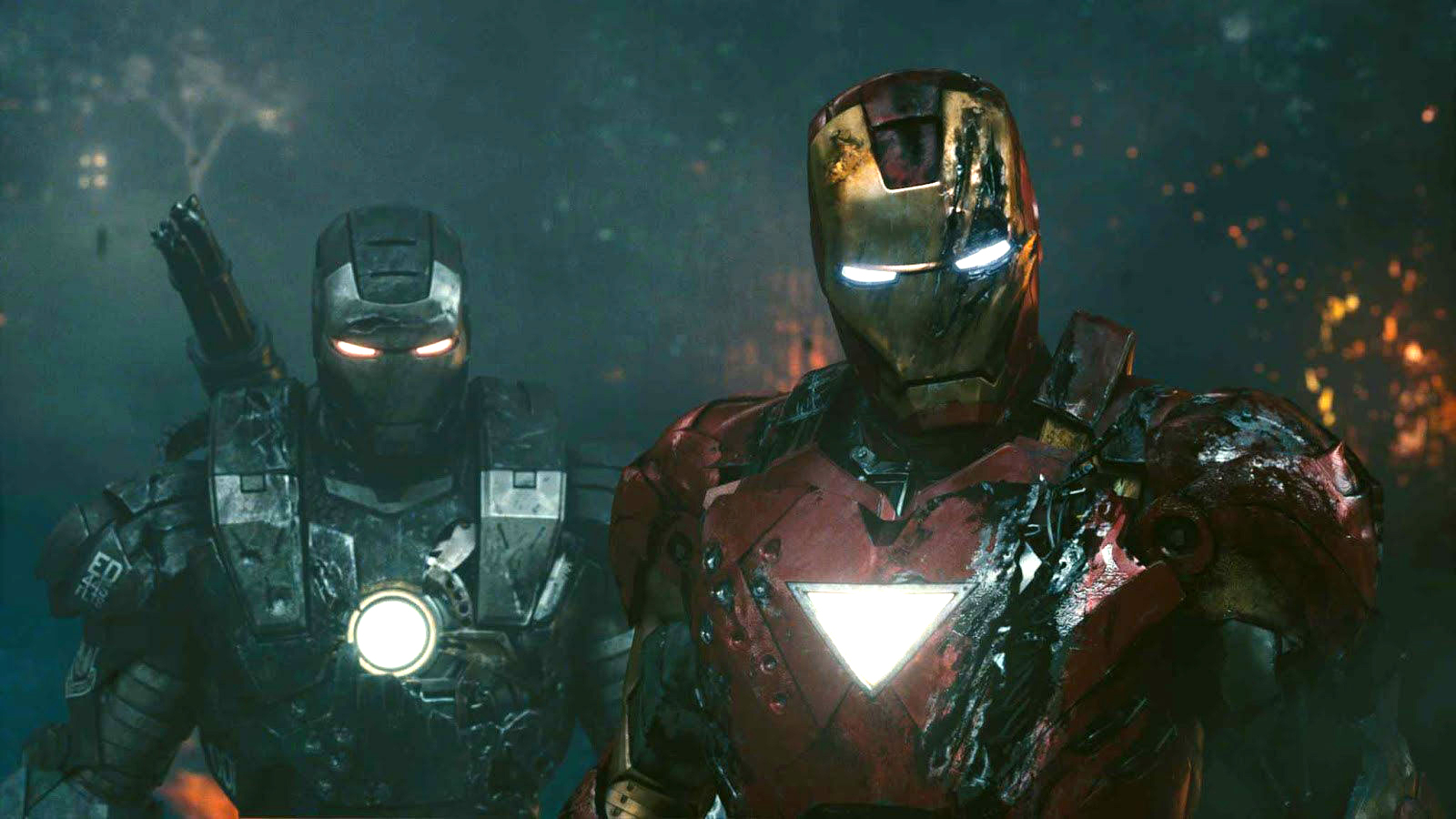 "IRON MAN 2"" Review () 