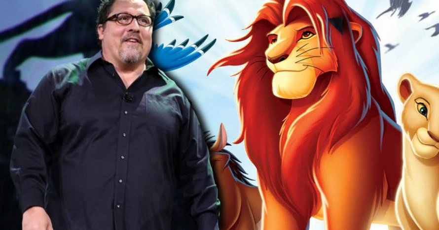 Image result for the lion king jon favreau